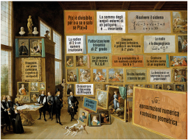 Giornate Matematiche, l'incontro di Ancona