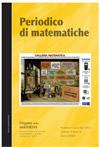 Editoriale del Periodico di Matematiche (Maggio 2013)