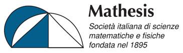 Un invito per i 120 anni della Mathesis