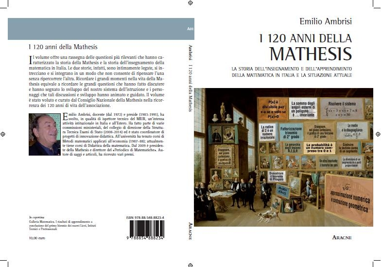 Un altro pezzo della storia dell'insegnamento matematico nelle scuole dell'Italia unita.