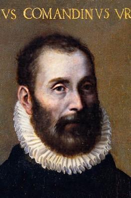 Federico Commandino da Urbino ed il suo teorema.