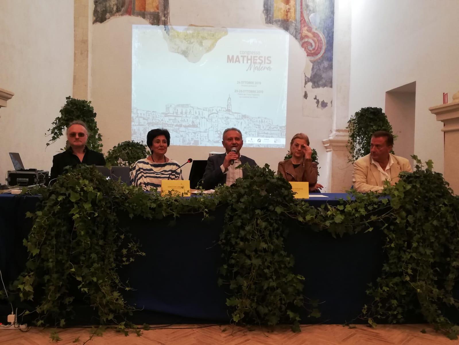 Congresso Matera 2019: premio Bruno Rizzi