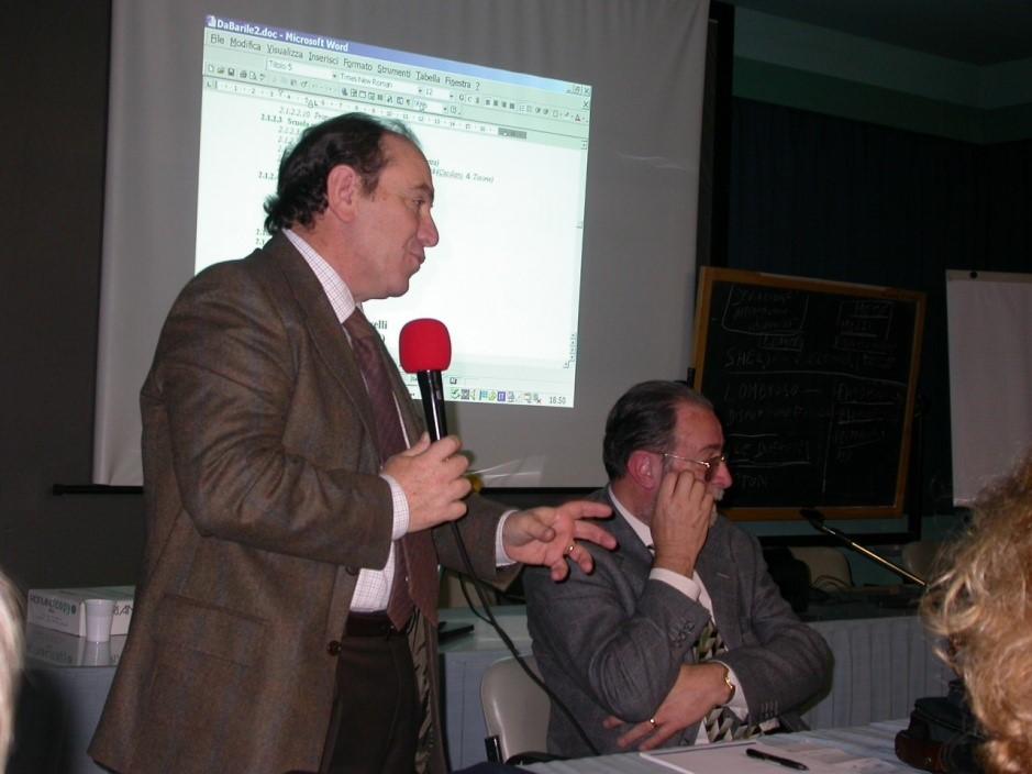 Il Congresso Nazionale Mathesis 2003