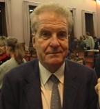 Edoardo Vesentini presidente del comitato dei matematici.