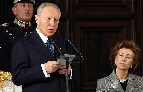 Carlo Sbordone e Guido Trombetti medaglie d'oro.