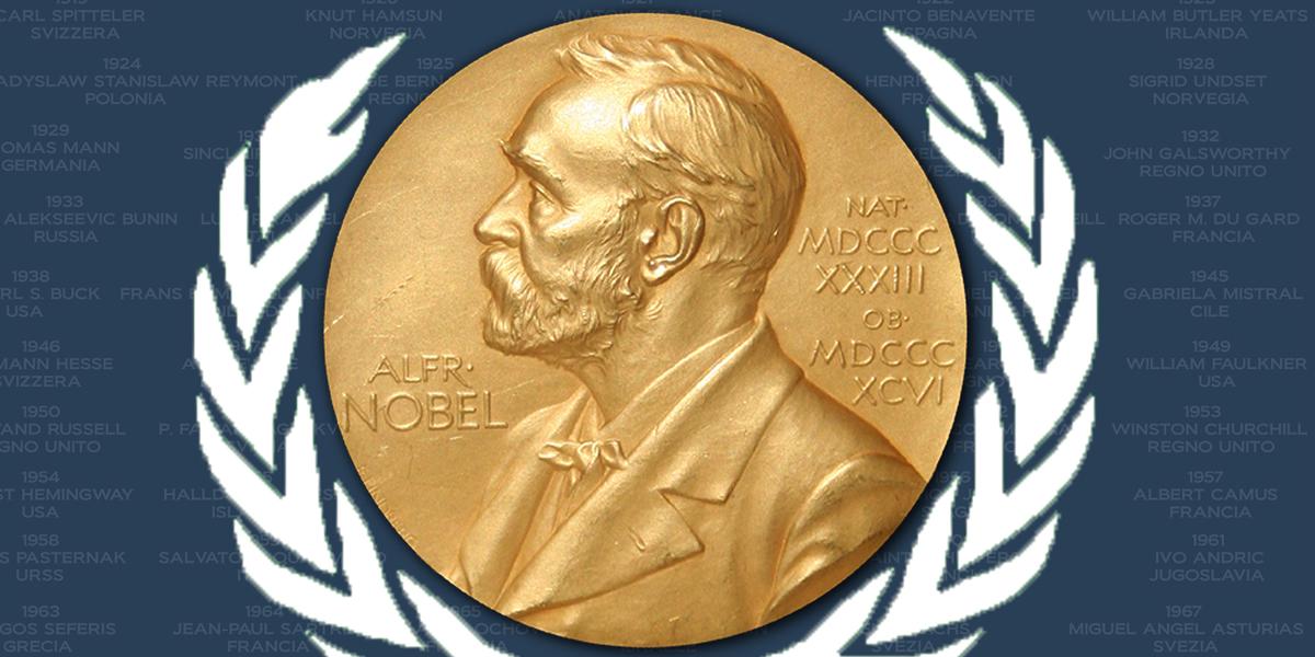 Il Nobel per la letteratura a un matematico?