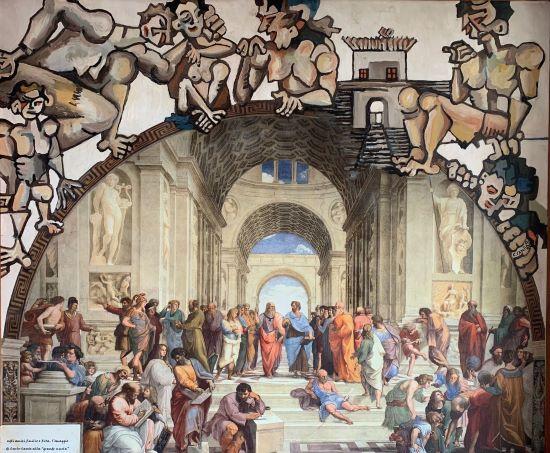 Dall'Università di Napoli una storia della Mathesis con tante bugie.