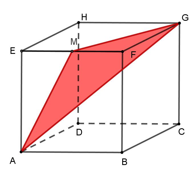 Problemi di geometria nello spazio